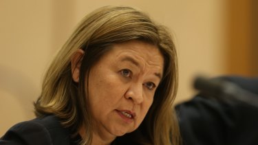 ABC managing director Michelle Guthrie has announced a sweeping restructure of ABC management.