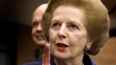 """Margaret Thatcher: """"Lasted a lot longer [than Whitlam], achieved a lot more in different ways, and yet left respected but somewhat unloved by many."""""""