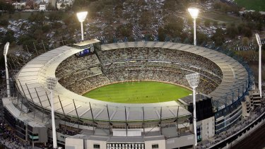 Unrivalled legacy: Melbourne has been named the sporting capital of the world ... again.