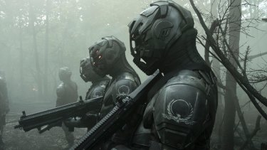 Altered Carbon has plenty of action as well as ideas.
