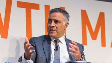 Australia Post CEO Ahmed Fahour.
