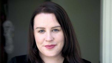 Author Anna Spargo-Ryan.