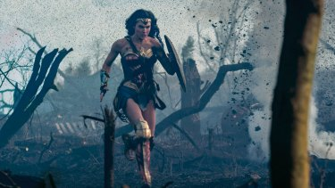 """""""The day and age is over where only one kind of person can lead a universe story,"""" says director Patty Jenkins."""