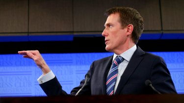 Social Services Minister Christian Porter says the system is working well.
