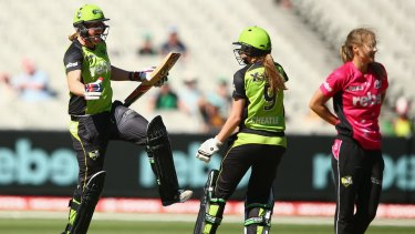 The Big Bash has delivered a ratings windfall for Ten.