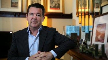 Liberal senator Dean Smith says a postal plebiscite on same-sex marriage would be 'corrosive'.