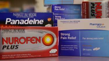 After February, people will need a prescription for codeine-containing products.