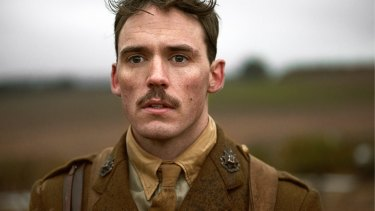 Sam Claflin stars in the latest adaptation of <i>Journey's End</i>.