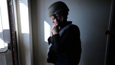 Julie Bishop visits Australian troops in Afghanistan on Australia Day.