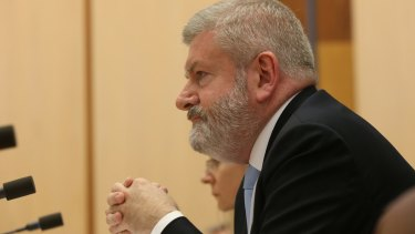 Communications Minister Mitch Fifield is trying to get media ownership laws changed and defend the NBN.