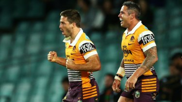 Ben Hunt will miss the Broncos' final home and away match.