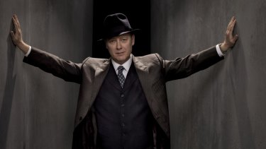 James Spader: Inspired by James Cagney and Humphrey Bogart.