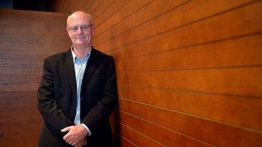 """Moral demand"": World Vision chief Tim Costello."