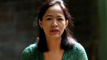 Dewi Kanti adheres to a traditional religious Sundanese belief system known as Sunda Wiwitan.