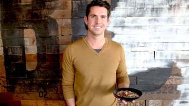 Former Olympian and restaurateur Eamon Sullivan shares his favourite high-energy breakfast recipe.