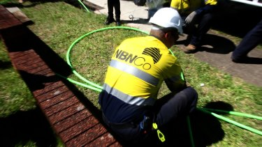 The release of the NBN policy comes after a difficult week on costings for Labor.