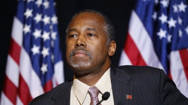 Coming to Australia? Republican presidential candidate Ben Carson said Australians loved Americans when he spent a year working in Western Australia in 1983.