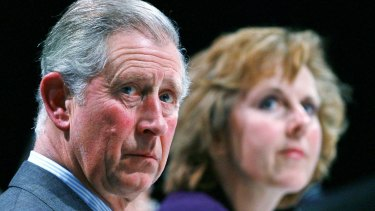 Climate warnings: Prince Charles and COP15 president Connie Hedegaard at the UN Climate Change Conference 2009 in Copenhagen.