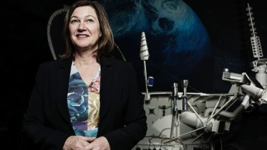 Business Events Sydney chief executive Lyn Lewis-Smith at the Powerhouse Museum. BES helped co-ordinate Sydney's successful bid.