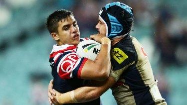 Rep call-up: Jayden Nikorima will turn out for the Junior Kangaroos.