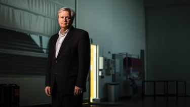 Brian Schmidt: Nobel laureate and Academy of Science fellow and council member.