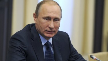Russian President Vladimir Putin   has a daught