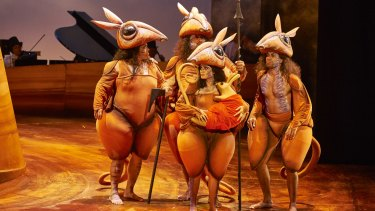 The Rabbits opera, adapted by Kate Miller-Heidke.