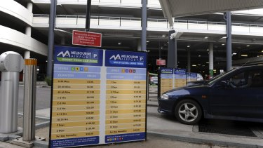 Melbourne Airport earns more car park revenue than any other Australian airport.