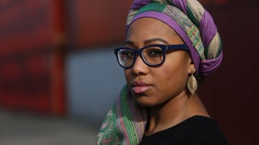 Yassmin Abdel-Magied left Australia after being hounded in the media and on social media for her comments on Australia Day.