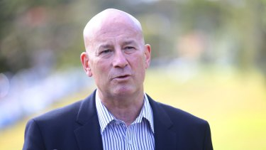 "Plans to generate funds ""don't add up"": Opposition Leader John Robertson."