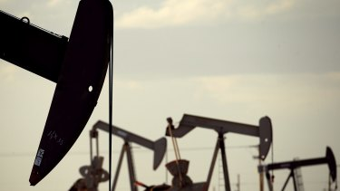 Swinging fortunes: Slumping oil and gas prices will continue to weigh on global markets in 2016.