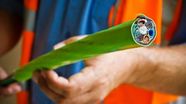 The agreement that sets the rules by which the NBN sells its services to internet providers has been rejected by the competition watchdog.
