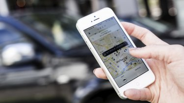 Another Perth Uber driver was convicted of indecent assault in February last year.