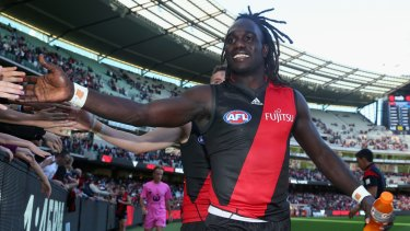 McDonald-Tipungwuti has become a fan favourite.