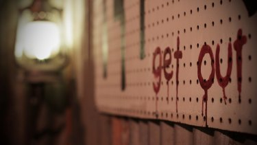 Newtown's Cipher Room is one of about 15 escape rooms in Sydney.