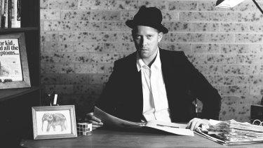Sydney rapper Urthboy, Tim Levinson.