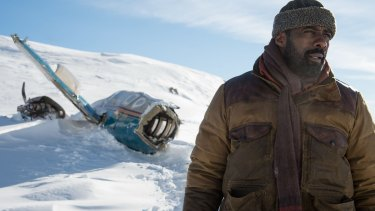 A commanding presence in any situation, Idris Elba delivers straightforward masculinity with ease.
