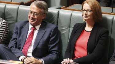 Former Labor treasurer Wayne Swan says no such unit existed when he was deputy to prime ministers Julia Gillard and Kevin Rudd.