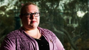 Childcare worker Cassandra Duff will be affected by today's annual wage review.