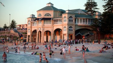 Cottesloe has banned the release of balloons and smoking in public spaces.