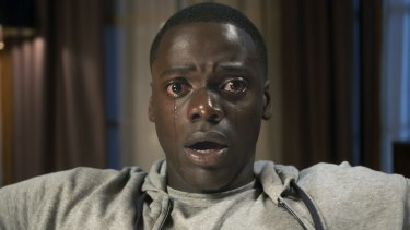 Daniel Kaluuya in a scene from Get Out, which Peele wrote, directed and produced.