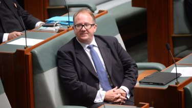 Embattled MP David Feeney.