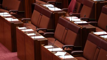 Representation in the Senate Chamber should reflect the preferences of voters, not party officials.