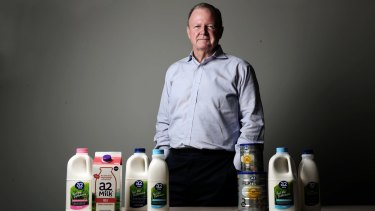 Rival companies have looked for ways to slow a2 Milk's growth, said Geoff Babidge, the company's managing director since 2010.