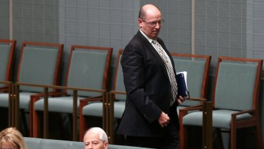 Liberal MP Luke Simpkins.