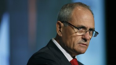 NAB chairman and former federal Treasury secretary Ken Henry is demanding bold action from politicians and business.