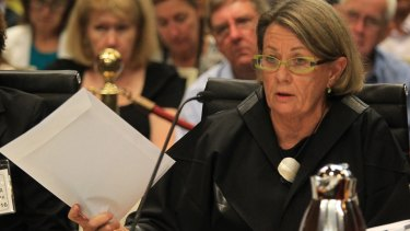 ICAC chief Megan Latham has warned of staff cuts.