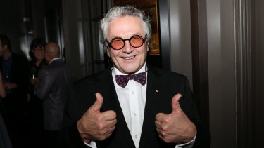Acclaimed Australian director George Miller has joined the board of Tropfest.