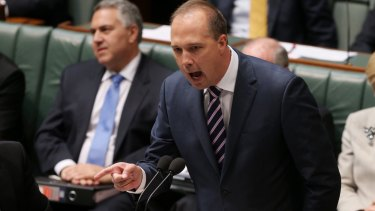 Peter Dutton is expected to announce that more refugees from Nauru will be resettled in Cambodia.