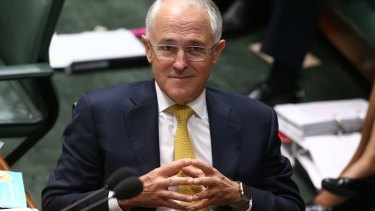 Malcolm Turnbull has unveiled policies to benefit start-up companies as PM.